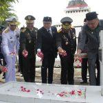 Hari Pahlawan Gubenur Olly Pimpin Ziarah Ke Taman Makam Pahlawan