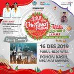 KNPI Sulut Siap Gelar North Sulawesi Christmas Festival Di Pohon Kasih