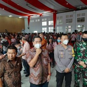 Terkait Penanganan Covid 19 Wagub Kandouw Akui Sinergitas Kabupaten Mitra