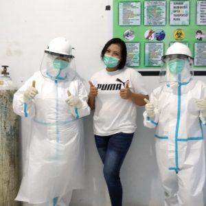 Jumlah Pasien Sembuh di RSUD MWM Bertambah 2 Menjadi 14 Orang