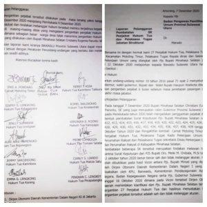 CEP Terancam Di Diskualifikasi dan di Non Aktifkan Sebagai Bupati