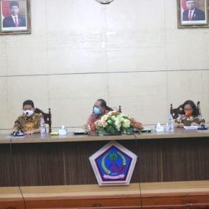 Pemprov Sulut Gelar Rapat Finansial Penyusunan LPPD 2020